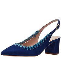b1df3dff4ec0 Lyst - Kate Spade Larisa Pumps - Cobalt Combo in Blue