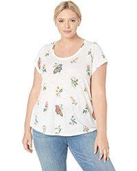 49ed3c6ab79fe Lyst - Brooks Brothers Botanical-print Cotton Poplin Shirt in Gray