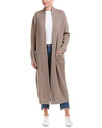 Vince - Sweater Robe - Lyst