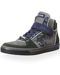 Roberto Cavalli - Michael Hightop Sneaker - Lyst
