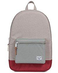 5e2c43ee1ca Lyst - Herschel Supply Co. Herschel Supply Nelson Camo Backpack ...