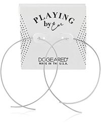 Dogeared - Pe Loop Earwire Earrings Gf - Lyst
