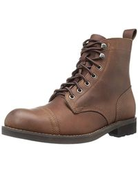 Eastland - Jayce Cap Toe Rugged Boot - Lyst