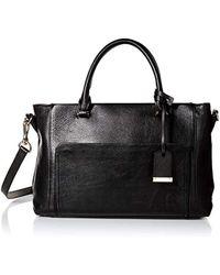 Vince Camuto - Lina Satchel (black) Satchel Handbags - Lyst