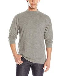 Pendleton - Deschutes Mock Neck Shirt - Lyst