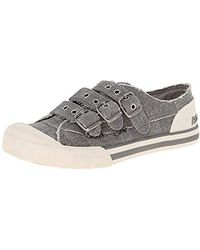Rocket Dog Jolissa Ranger Cotton Fashion Sneaker - Gray