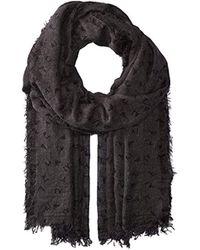Armani Jeans - Print Woven Scarf - Lyst