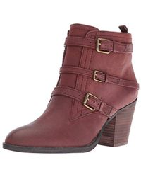 Nine West - Fitz Ankle Bootie - Lyst