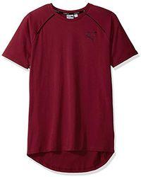 PUMA - Evo Core T-shirt - Lyst