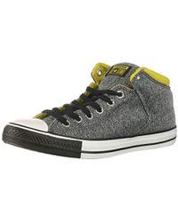 Converse - Chuck Taylor All Star Street Knit High Top Sneaker - Lyst