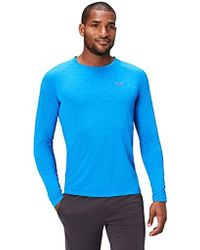 Peak Velocity - Vxe Long Sleeve Quick-dry Loose-fit T-shirt - Lyst