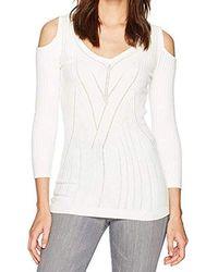 Jessica Simpson - Rhona Cold Shoulder Sweater - Lyst