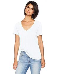 019e720c Urban Outfitters Too Short Born To Mack Tee in White - Lyst
