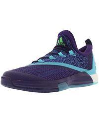 sale retailer 7727e 3809b adidas - Performance Crazylight Boost 2.5 Low Basketball Shoe - Lyst