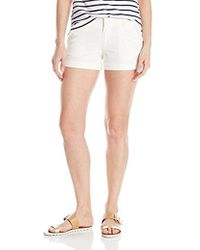 French Connection - Outlaw Cotton Shorts - Lyst
