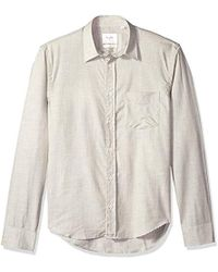 Billy Reid - Slim Fit Button Down Kirby Shirt - Lyst