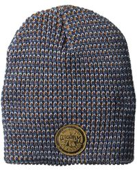 Wigwam - Flow Beanie Textured Knit Acrylic Hat - Lyst