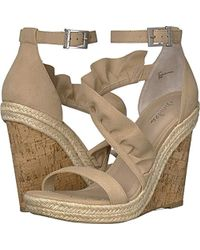 Charles David - Brooke Wedge Sandal - Lyst