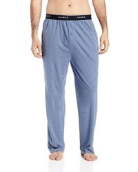 Hanes - Knit Pant With Logo Waistband - Lyst