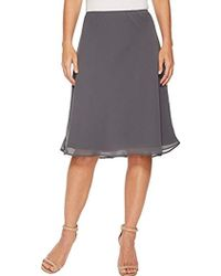 NIC+ZOE - Paired Up Skirt - Lyst