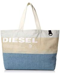 DIESEL - Thisbagisnotatoy D-thisbag Shopper L-shopping Bag - Lyst
