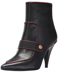 Nine West - Westham Fabric Ankle Boot - Lyst