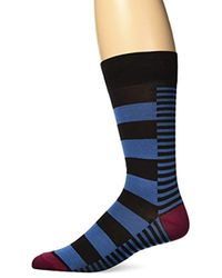 Bruno Magli - Linear Socks - Lyst