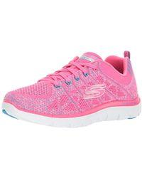 f02dc84f827 Skechers - Flex Appeal 2.0-new Gem Sneaker - Lyst