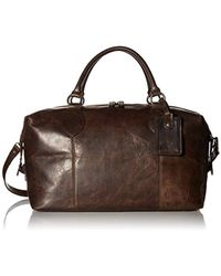 Frye - Logan Overnight Duffle Bag - Lyst