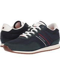 3efdd77ae8ddc Lyst - Tommy Hilfiger S Parma Low Top Lace Up Fashion Sneakers in ...