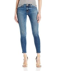 Hudson Jeans - Nico Midrise Ankle Super Skinny Jean - Lyst