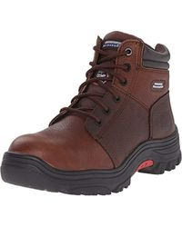 Skechers - For Work Burgin Comp Toe Work Boot - Lyst
