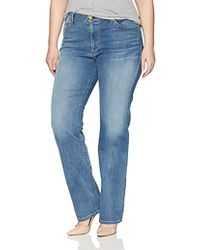 2af8c6ffa97 Lyst - James Jeans Hunter Straight Jeans In Solstice in Blue