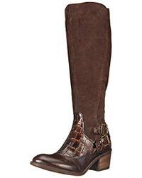 Donald J Pliner - Dulce Riding Boot - Lyst