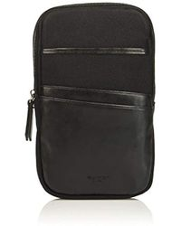 Buxton - 1867 Rfid Blocking Phone Pouch Case With Battery - Lyst