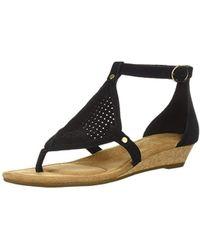 UGG - W Briona Wedge Sandal - Lyst
