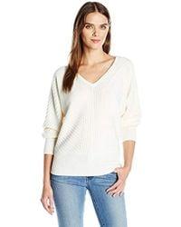 Trina Turk - Kaelyn Dolman Sleeve Sweater - Lyst