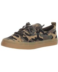 Sperry Top-Sider - Crest Vibe Prints Sneaker - Lyst