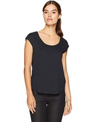 Alternative Apparel - Melrose Scoop T-shirt - Lyst