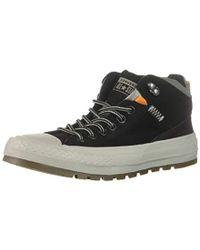 90f1f175aa03 Converse - Chuck Taylor All Star Street Boot - Hi (black black dolphin