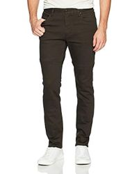 Vince - Stretch Twill Straight Fit 5 Pocket - Lyst