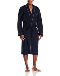 BOSS - Boss Kimono Robe - Lyst