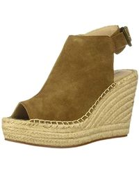 aa4f788d8da Lyst - Kenneth Cole Odile Espadrille Wedge in Pink