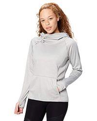 9c84d386f1c57 Core 10 - (xs-3x) Chill Out Fleece Cowl Sweatshirt - Lyst