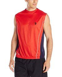 U.S. POLO ASSN. - Muscle T-shirt - Lyst