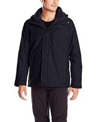 Columbia - Big & Tall Nordic Cold Front Interchange 3-in-1 Jacket - Lyst