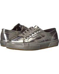 448b49efde9e Lyst - Superga Cotu Classic Lace-up Sneaker in White