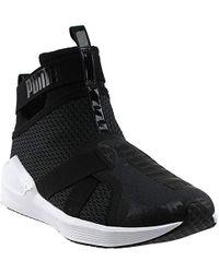2d1c9c8e9a7a63 PUMA - Fierce Strap Wn s Cross-trainer Shoe - Lyst