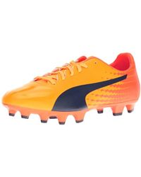 cb5ac5668c4e PUMA - Evospeed 17.4 Fg Firm Ground Men s Soccer Cleats - Lyst
