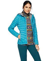 Reebok - Packable Glacier Shield Active Jacket - Lyst